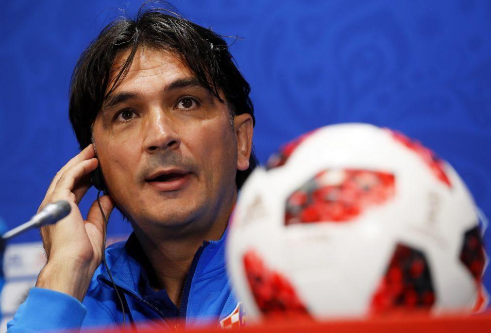 Croácia quer «desfrutar» e diz que «tudo é possível» na meia-final