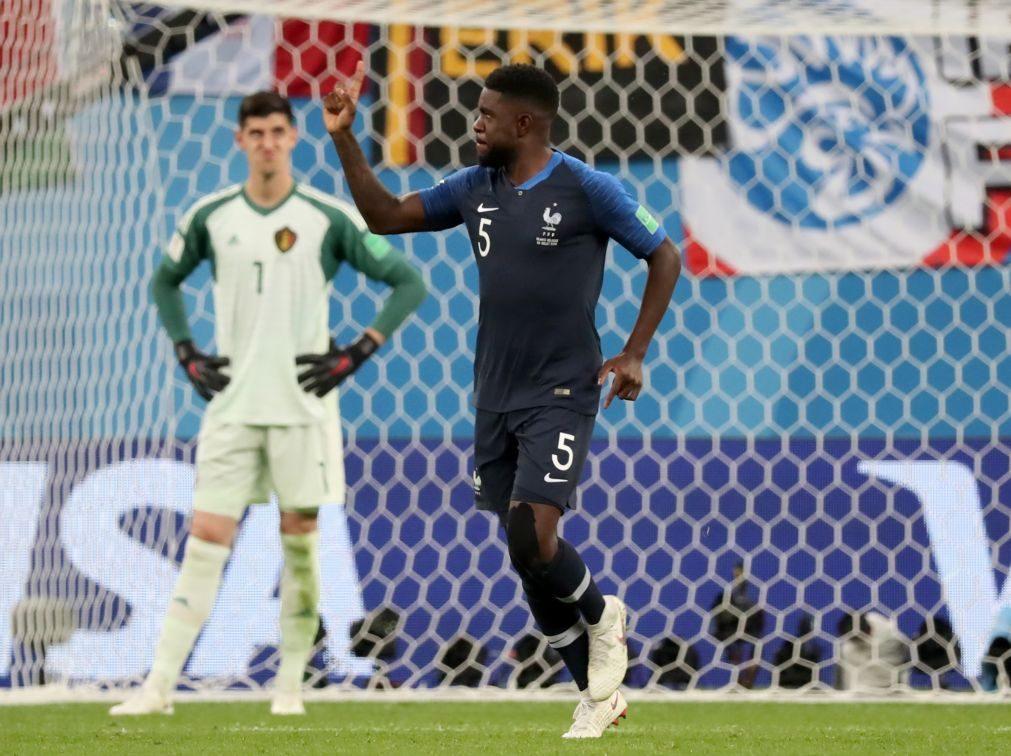 França vence Bélgica e apura-se para a sua terceira final de um Mundial