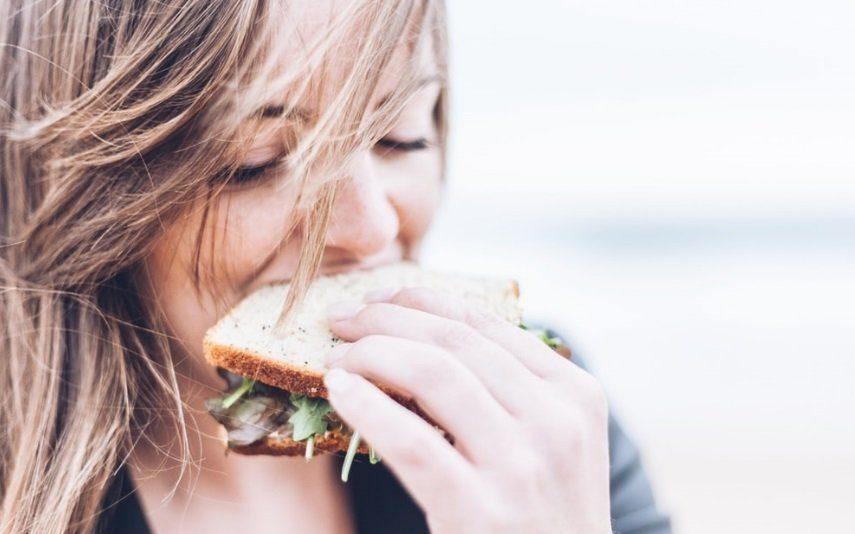 O que fazer quando temos fome antes do jantar?
