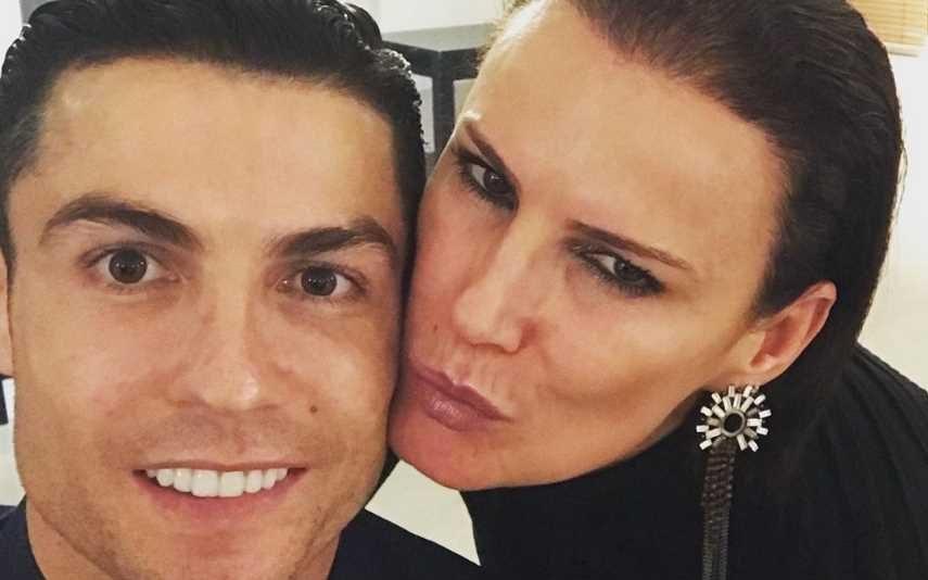 Elma Aveiro Irmã de Cristiano Ronaldo deixa «dica» para presente no Natal
