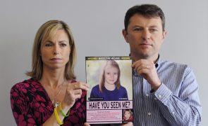 Mãe de Maddie regressa ao trabalho 14 anos após desaparecimento da filha