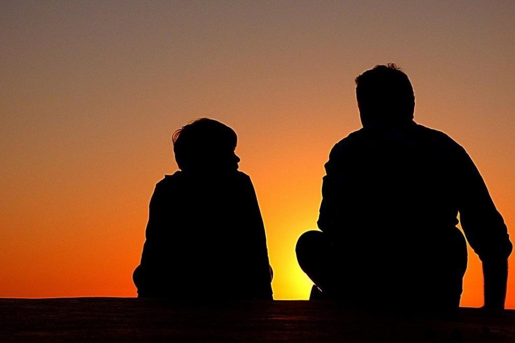 «Ninguém é Pai aos fins de semana de 15 em 15 dias. É-se Pai todos os dias, toda a vida»