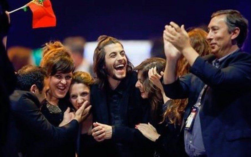 Salvador Sobral ganha prémio de melhor interprete na Eurovisão