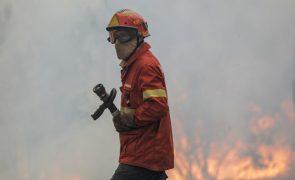 Incêndios: Dominado fogo que lavrava desde terça-feira na Covilhã