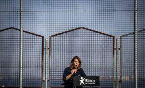 Catarina Martins insiste no fim de transferências para o Novo Banco e uma auditoria
