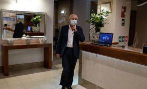 Rio acusa Governo de passividade na resposta aos doentes não covid
