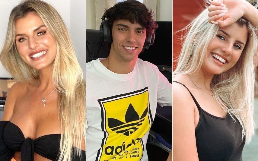 Big Brother - A Revolução Irmã de Jéssica Antunes conta tudo sobre a alegada relação com João Félix