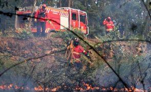 OE2021: Proteção Civil pode transferir 28,65 milhões de euros para bombeiros