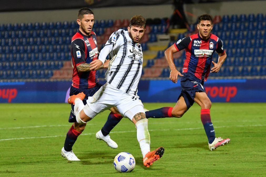 Juventus empata em Crotone no jogo 650 de Buffon na Liga italiana