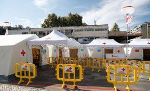 Covid-19: Ministério da Saúde aceita 500 mil testes rápidos da Cruz Vermelha