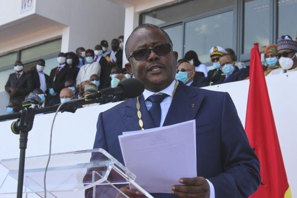 Presidente da Guiné-Bissau promete reforçar poder tradicional no país