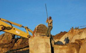 Exportações de pedra natural portuguesa até setembro próximas dos valores de 2018