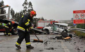 Mais de 14 mil acidentes, menos mortos e mais feridos nos primeiros sete meses do ano