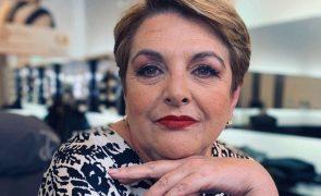 Luísa Castel-Branco sofre com doença auto-imune que a afastou da televisão
