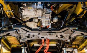 Exportações de componentes automóveis aumentam 340% para 788 ME em abril