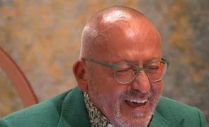 Goucha reage ao afastamento de Quintino Aires: «Não sei se o teria cancelado»