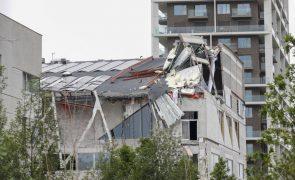 Confirmados dois portugueses entre os cinco mortos no acidente de construção em Antuérpia