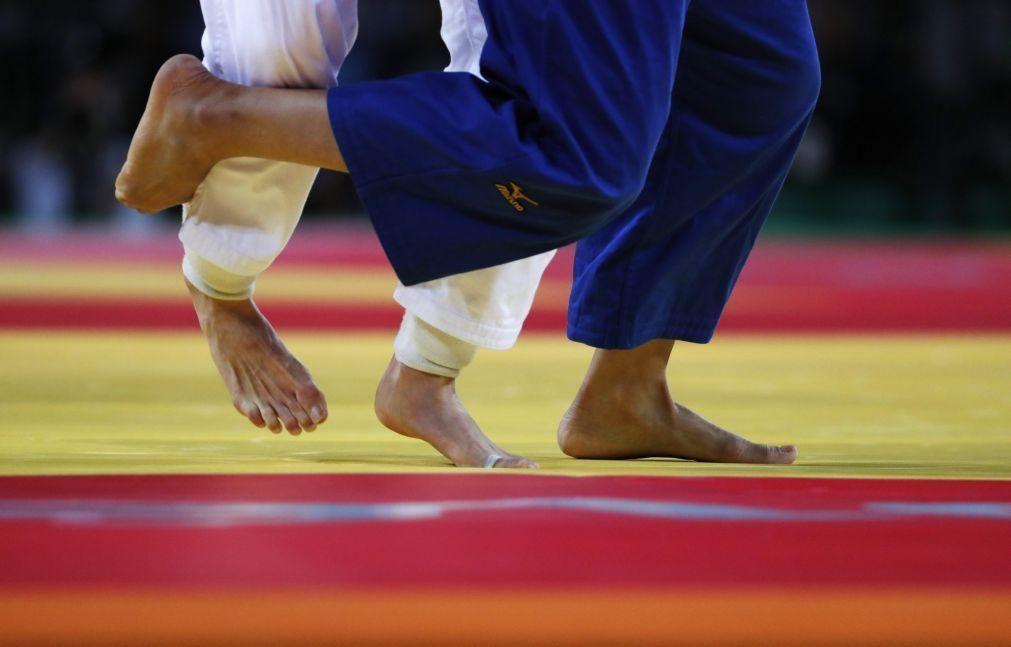 Tóquio2020: Judo português iguala maior participação de sempre