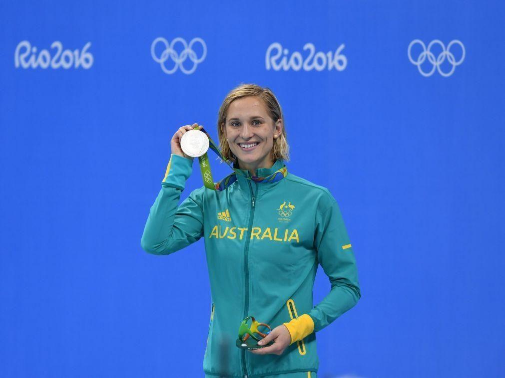 Federação australiana de natação reconhece