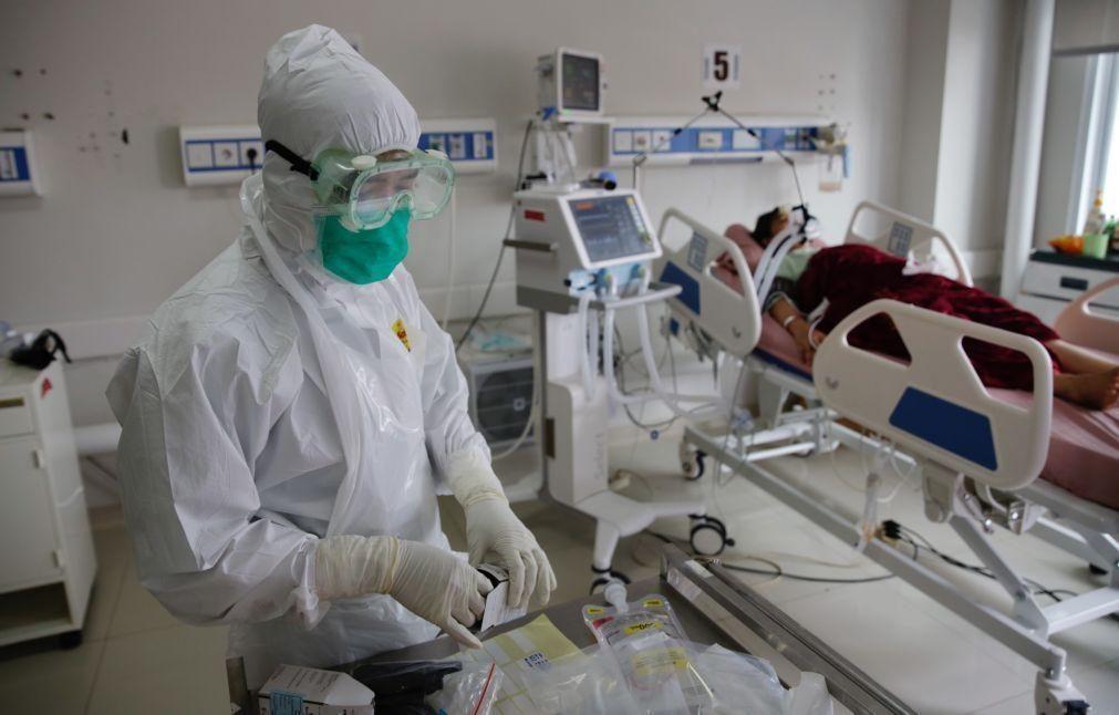 Covid-19: Pandemia matou pelo menos 3.919.801 pessoas no mundo