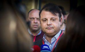 PS/Congresso: Daniel Adrião surpreso com eventual adiamento diz que competência é da Comissão Nacional
