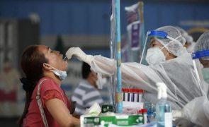 Covid-19: Mais de 181 milhões de infetados em todo o mundo