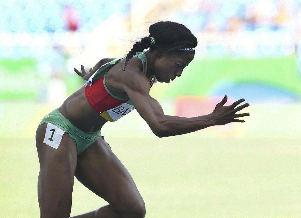 Tóquio2020: Lorene Bazolo com recorde nacional e mínimos nos 100 metros