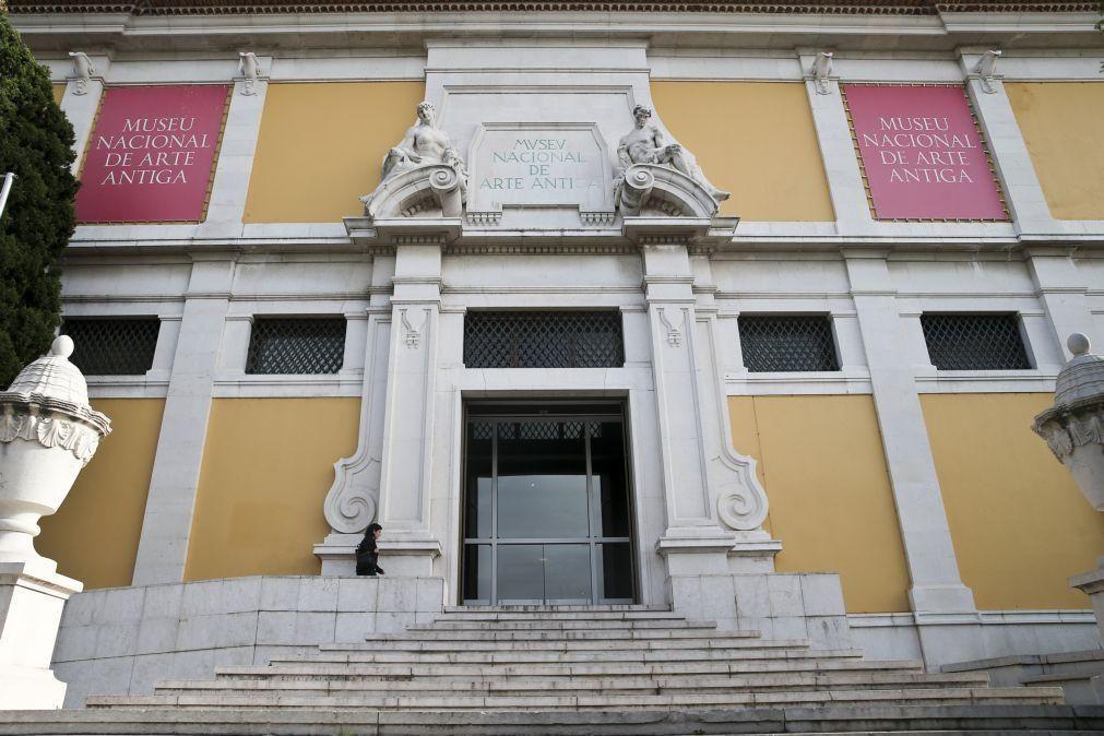 Museu Nacional de Arte Antiga com obras e mais vigilantes já este mês - Governo
