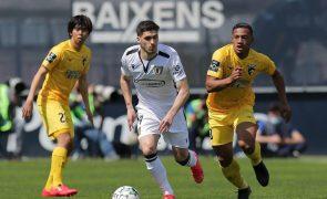 Rúben Vinagre é reforço do Sporting por empréstimo do Wolverhampton