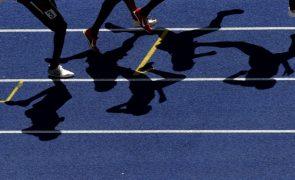 Etson Barros vice-campeão europeu dos 3.000 metros obstáculos sub.23