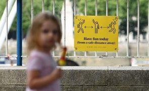 Covid-19: Governo confirma alívio de restrições a 19 de julho em Inglaterra