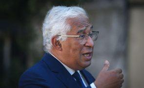 CPLP: Costa lançou proposta de livre circulação e Marcelo apoiou-a desde a primeira hora