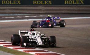 Sauber e Alfa Romeo prolonga parceira na Fórmula 1