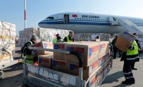 França e Alemanha retaliam decisão de Pequim de suspender voos