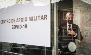 Inspeção-Geral da Defesa desclassificou relatório sobre requalificação de hospital