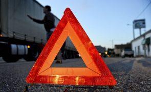 Dois mortos em despiste no acesso a ponte internacional junto a Monção