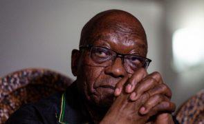 Julgamento do ex-Presidente sul-africano começou hoje com reforço de segurança