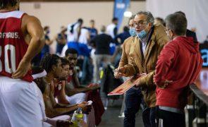 Carlos Lisboa retoma cargo de diretor-geral das modalidades do Benfica