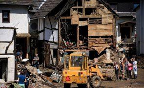Número de mortos nas inundações na Alemanha sobe para 169 e eleva para 200 na Europa