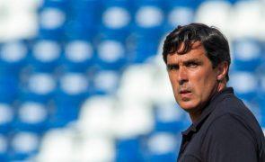LCE: Daniel Ramos diz que Santa Clara vai defrontar FC Shkupi com