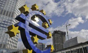 Dívida pública da zona euro acima dos 100% do PIB no 1.º trimestre - Eurostat