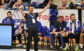 Ricardo Costa é o novo treinador de andebol do Sporting