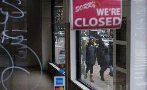 Pedidos de subsídio de desemprego nos EUA sobem para 419.000 na semana passada