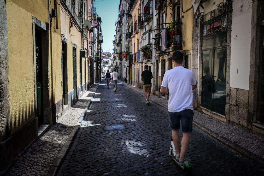 Câmara de Lisboa aprova requalificação do Bairro Alto num investimento de 3 milhões