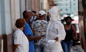 Rússia envia aviões de ajuda humanitária e um milhão de máscaras a Cuba