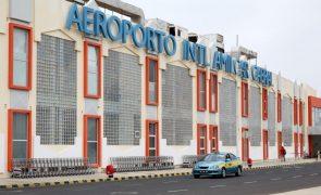 Passageiros dos voos domésticos em Cabo Verde em maio em mínimos desde a pandemia
