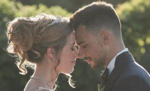 O casamento de sonho de Miguel Oliveira com a filha da madrasta [fotos]