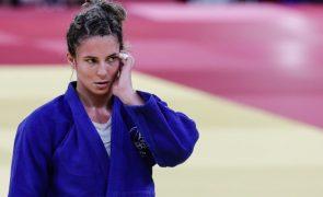 Tóquio2020: Judoca Bárbara Timo eliminada na segunda ronda