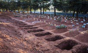 Covid-19: África com mais 1.295 mortos e 47.788 infetados nas últimas 24 horas