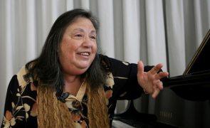 Pianista Olga Prats morre aos 82 anos